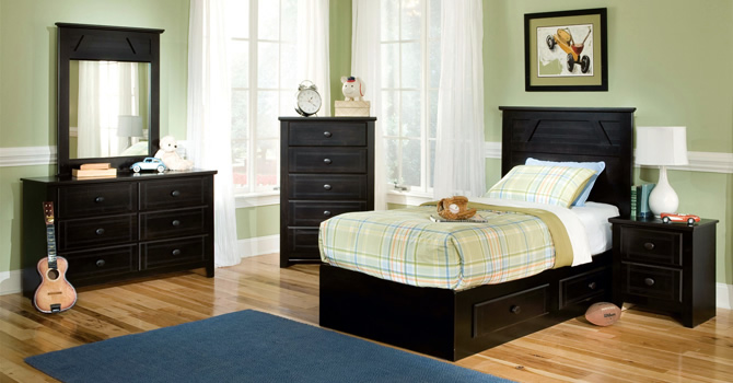 Coaster Fine Furniture Youth Bedroom Furniture