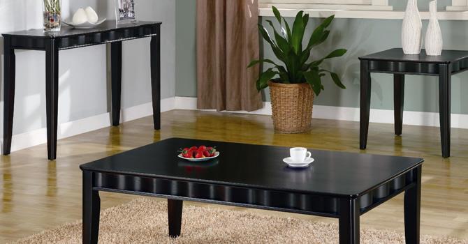 Coaster Fine Furniture accent tables