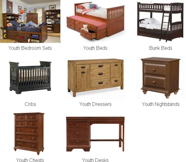 Coaster Fine childrens Furniture Bedroom Furniture