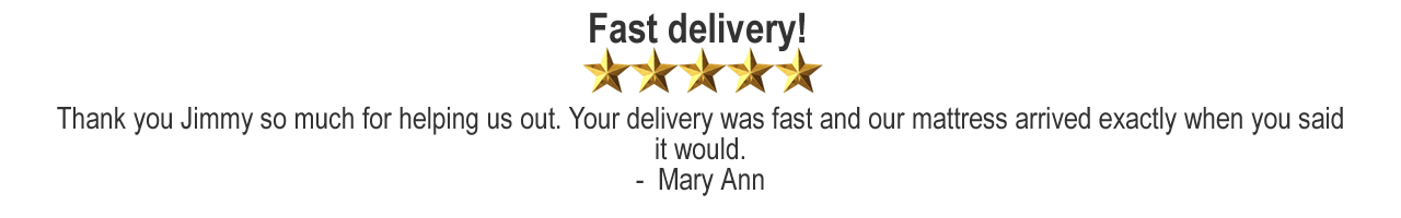 philadelphia mattress mart Fast delivery!